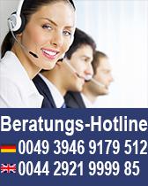 Beratungs-Hotline
